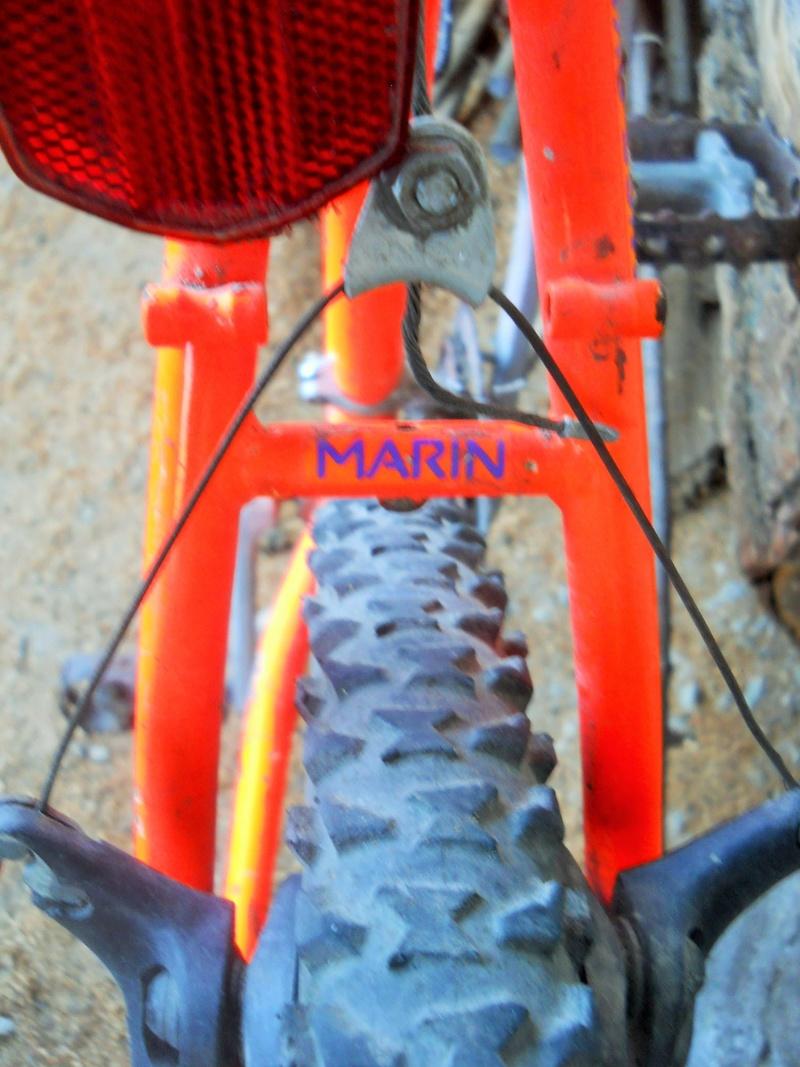 VTT MARIN PALISADES TRAIL 1990-91 orange fluo Dscn8933
