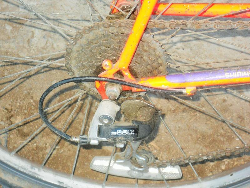 VTT MARIN PALISADES TRAIL 1990-91 orange fluo Dscn8936