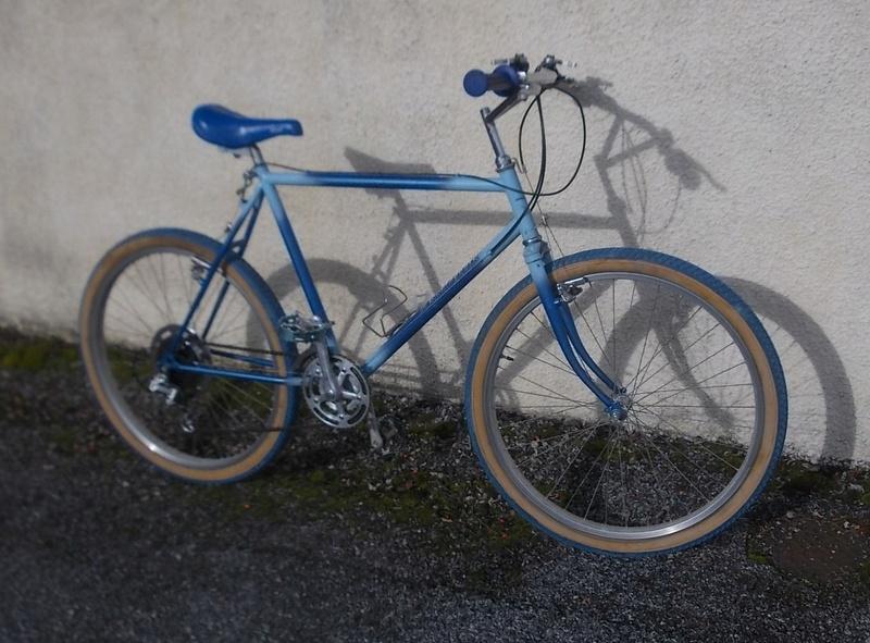 VTT Le MONTAGNARD 15 vitesses 1984-86  - Page 2 Dscn9628