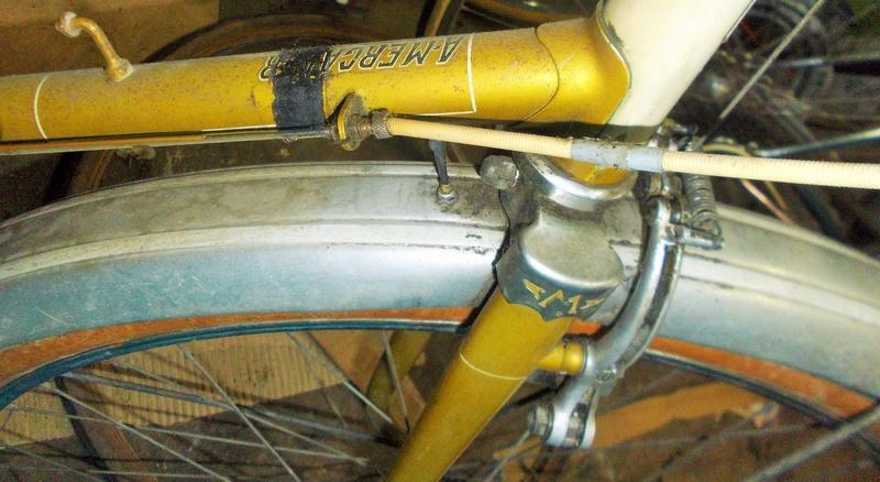 MOTOBECANE  CLDS  sturmey archer 3 1964  Dscn9821