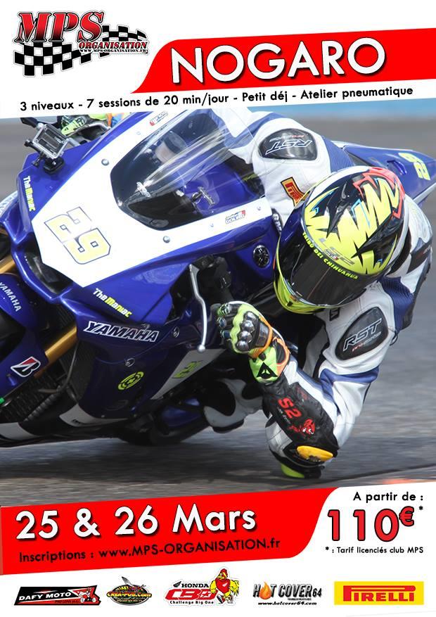 Roulage Nogaro - 25 et 26 Mars 2017 - MPS Organisation 15965810