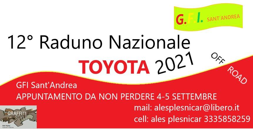 Raduno Toyota 2021 - 4 e 5 Settembre 18937210