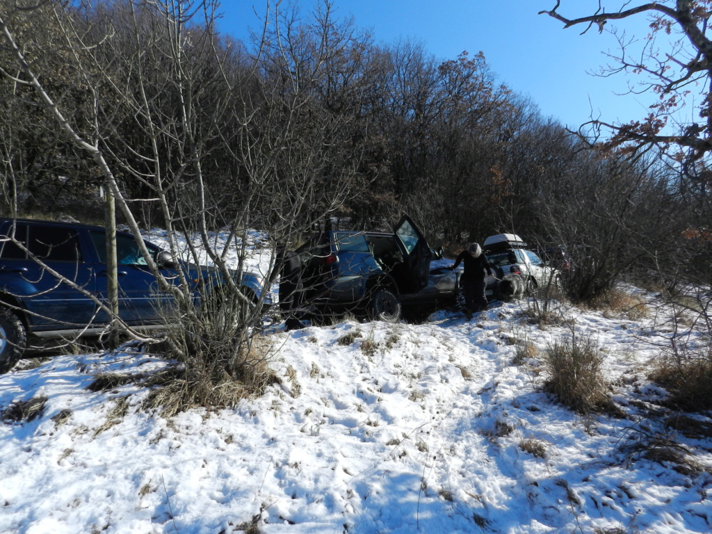 20 gennaio 2019, con il 3 Kraji sul monte Golic 20_gen12