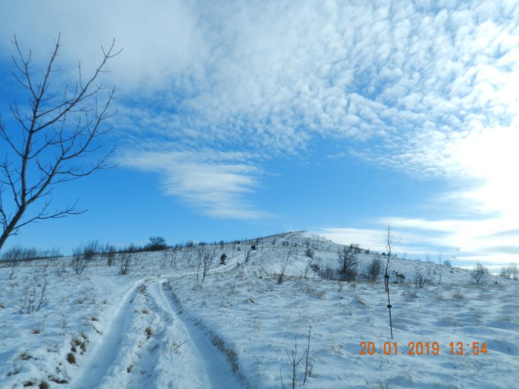 20 gennaio 2019, con il 3 Kraji sul monte Golic 20_gen47