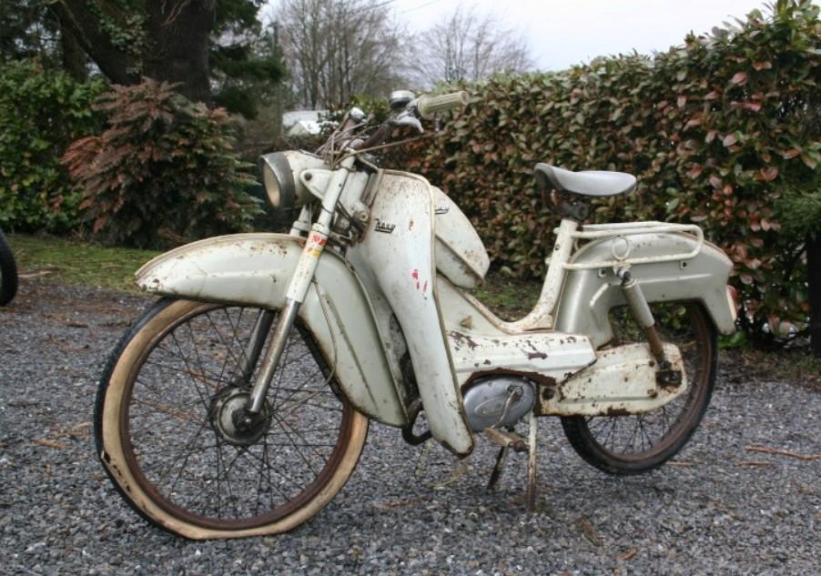 BRISTOL Bristolette  .... Belgique  .... fin des années 50 Bristo10