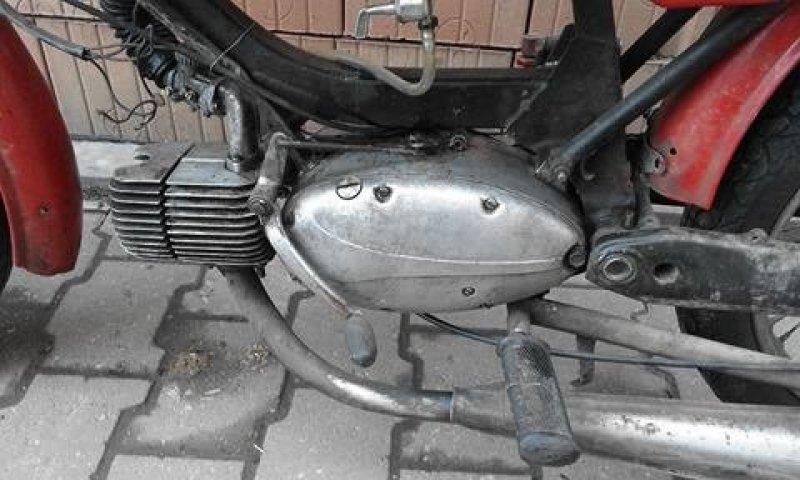 Tarbo TR350 moteur Jawa CZ Jawa_510