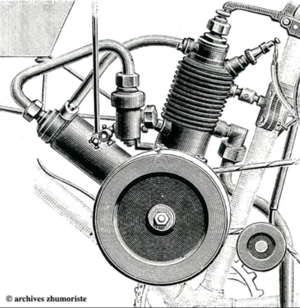 moteur Bichrone LEPAPE 1903 .... un moteur 2temps à soupapes et compressé !! Moteu294