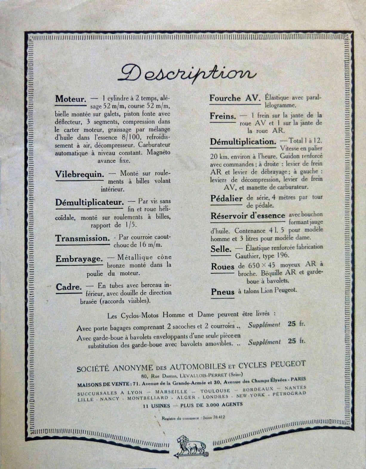 Restauration Peugeot CM1  - Page 3 Peugeo92