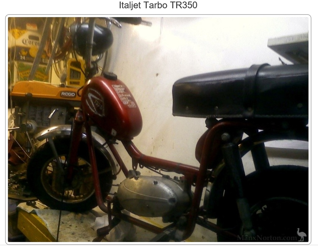 Tarbo TR350 moteur Jawa CZ Tarbo_11