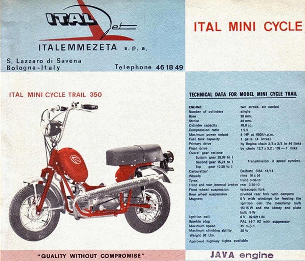 Tarbo TR350 moteur Jawa CZ Tarbo_15