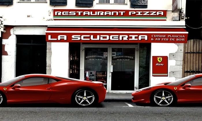 Pizzéria  La Scudéria de Dax Sudyri10