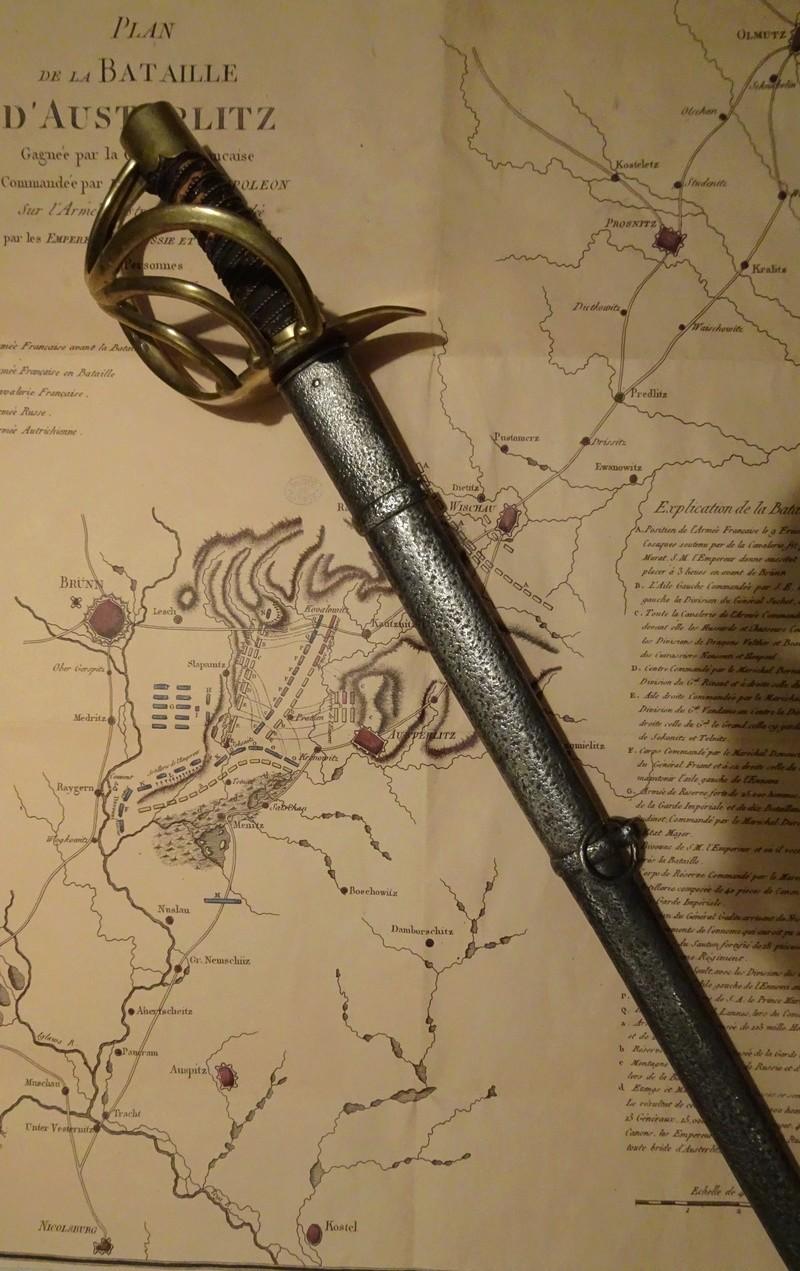 sabre de cuirassier an XIII Dsc00125