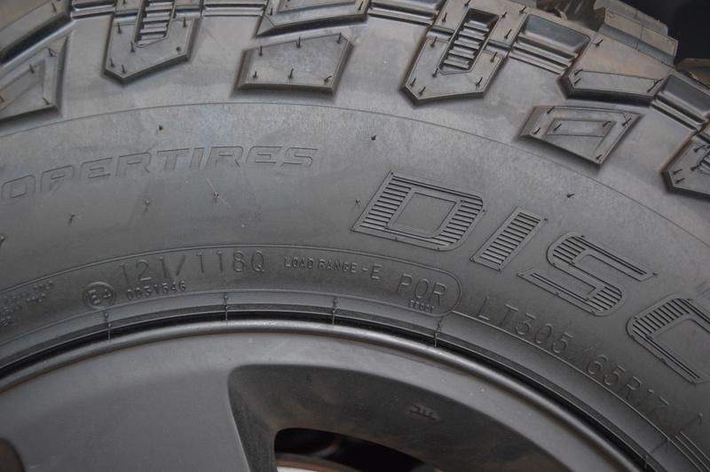 Marcatura P.O.R. dei pneumatici e mancata rispondenza alle M+S Por10