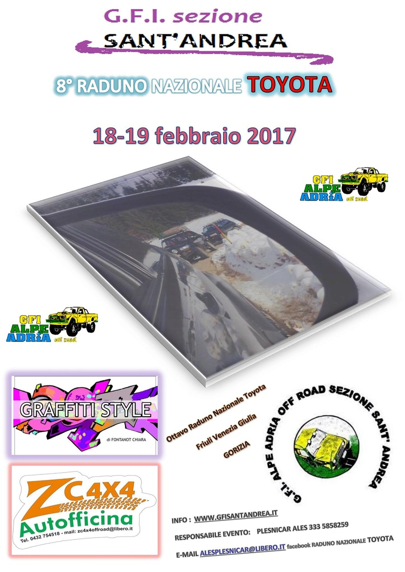 Raduno Nazionale Toyota 18-19/02/2017 (GO) Raduno10
