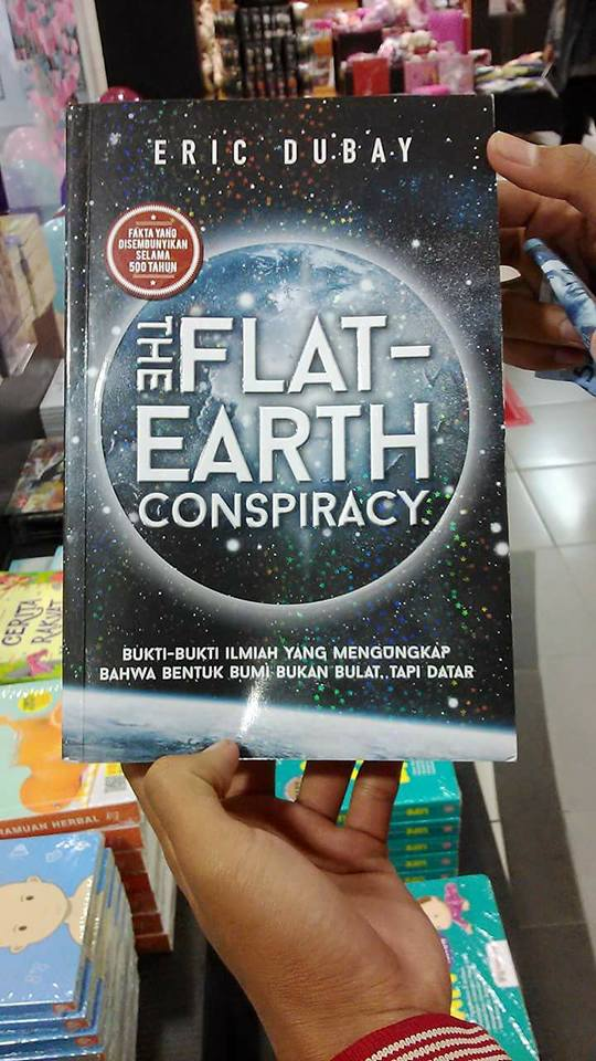 Operation: Spread Flat Earth Truth - Page 2 16730210