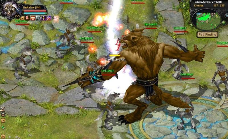 [EVENT] Christmas - Werewolf Attacks Xmas211