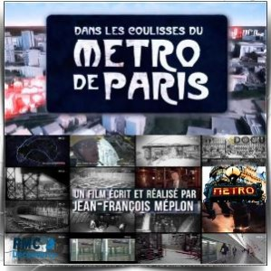 Dans les coulisses du métro de Paris. Dans-l11