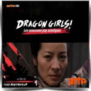 Art Martiaux, Les filles-dragons. Dragon10