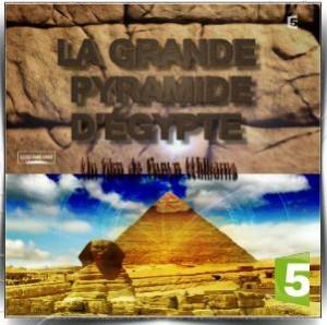 La Grande Pyramide d'Egypte. La-gra10