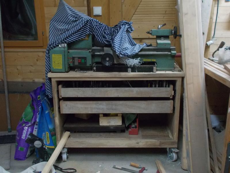 Mon/mes atelier et diverses réalisations (affutage foret au drill doctor) - Page 2 Dscn0919