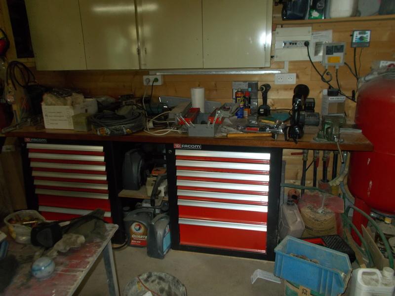 Mon/mes atelier et diverses réalisations (affutage foret au drill doctor) - Page 2 Dscn1051