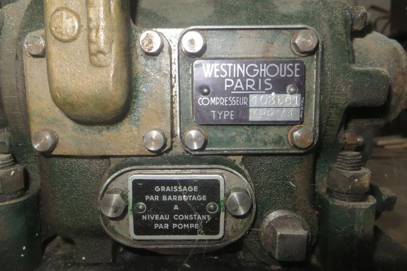 compresseur Westinghouse MPP71 à rénover - aide & conseil Img_7613