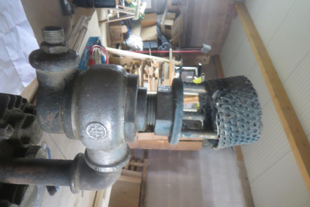 compresseur Westinghouse MPP71 à rénover - aide & conseil Img_7615