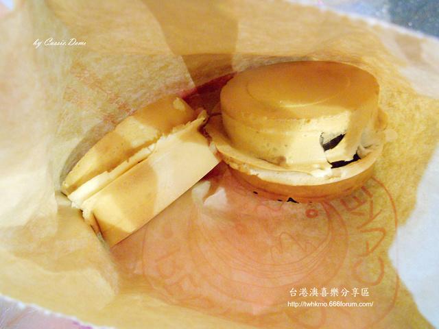 【台北東區美食 | 小吃攤販 | 古早味 | 銅板美食】晴光紅豆餅 Dscn1212