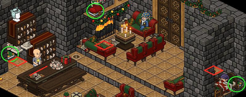 [ALL] Santa's Magical Castle | Librorus volarus 14 Scher113