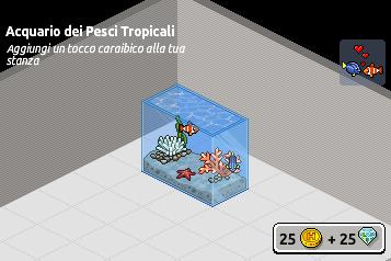 [ALL] Inserito Raro Acquario dei Pesci Tropicali in Catalogo! Scherm67