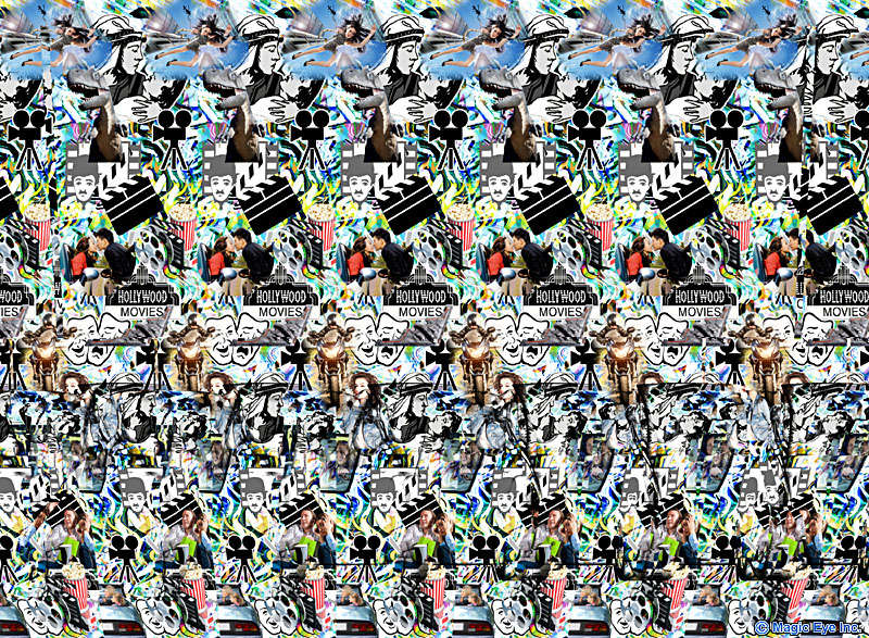 Stereograms Popcor10