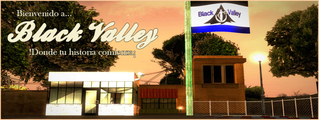 Black Valley Roleplay - MTA