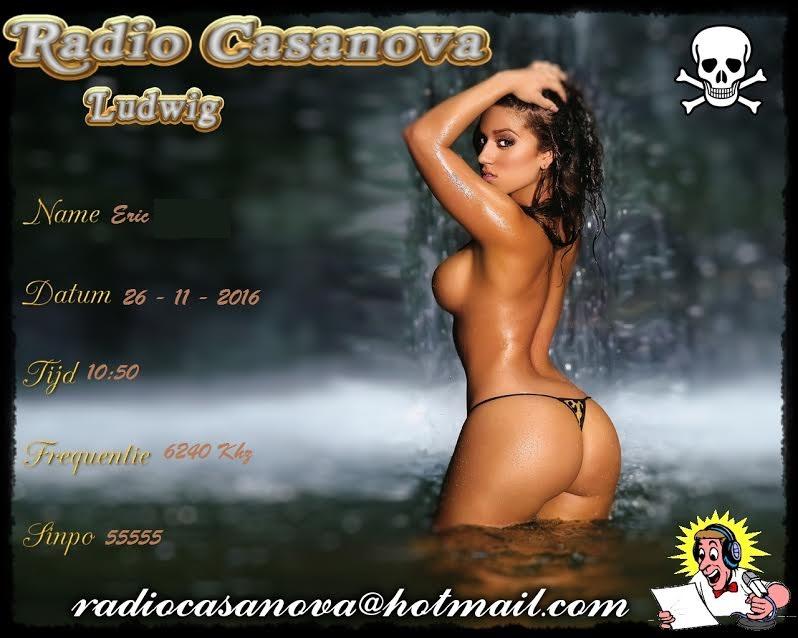 eQSL de radio Casanova Casa10