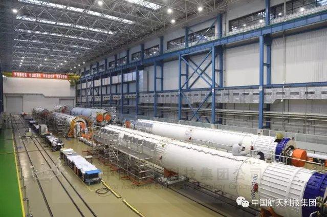 CZ-7 Y2 (Tianzhou-1) - 20.4.2017 1107