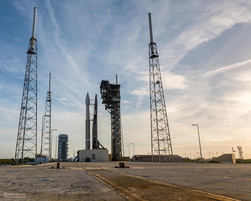 Atlas V 401 (SBIRS GEO 3) - 20.1.2017 1118