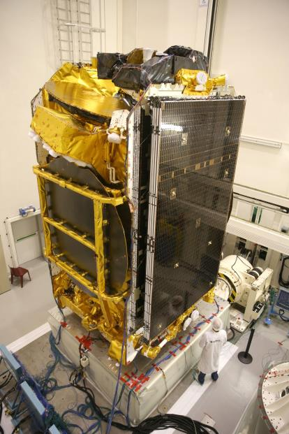 Ariane 5 VA237 (Viasat-2 & Eutelsat 172B) - 1.6.2017 1124