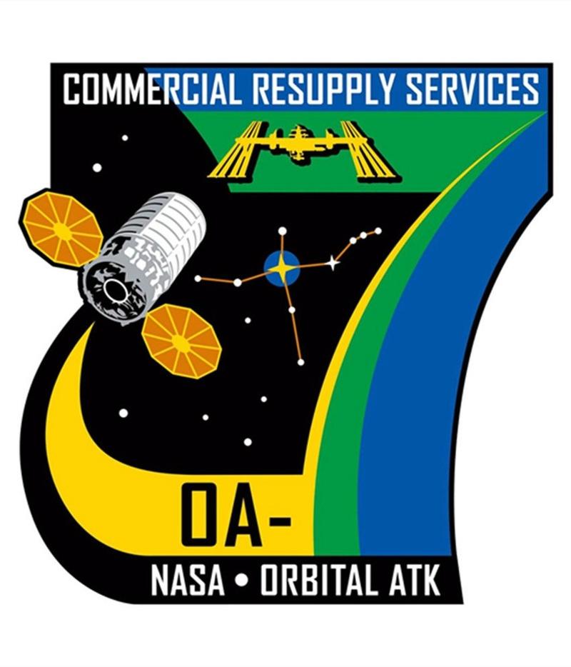 Atlas V (Cygnus OA-7) - 18.04.17 1137