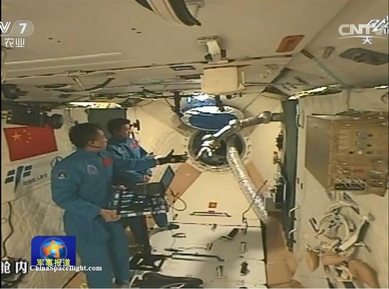 [Chine] Suivi de la mission Shenzhou-11 - Tiangong 2 - Page 3 119