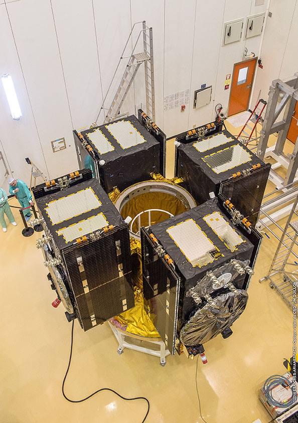 Lancement Ariane 5 ES VA233 / GALILEO (x4) - 17 novembre 2016 - Page 2 124