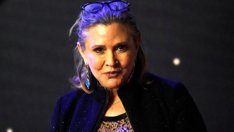 Décès de Carrie Fisher (princesse Leïa - Star Wars) 1956 - 2016 191
