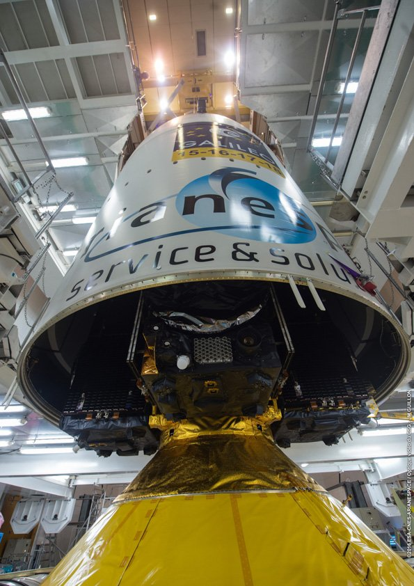 Lancement Ariane 5 ES VA233 / GALILEO (x4) - 17 novembre 2016 210