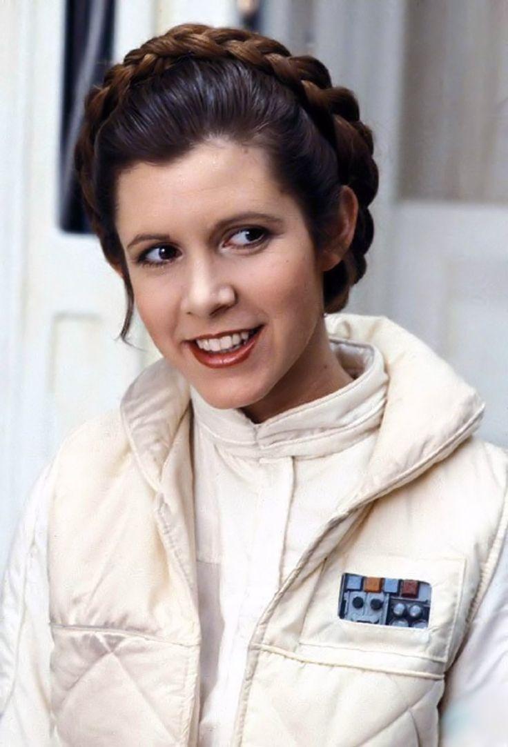 Décès de Carrie Fisher (princesse Leïa - Star Wars) 1956 - 2016 226