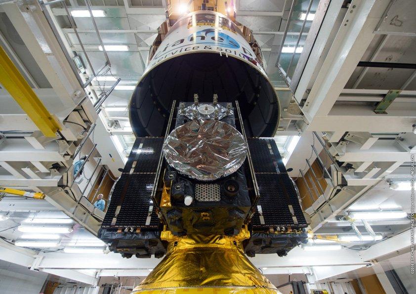 Lancement Ariane 5 ES VA233 / GALILEO (x4) - 17 novembre 2016 310