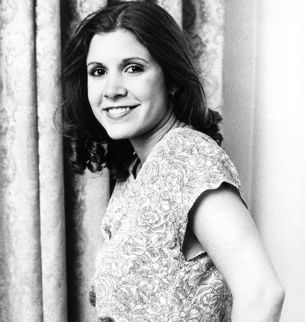 Décès de Carrie Fisher (princesse Leïa - Star Wars) 1956 - 2016 316