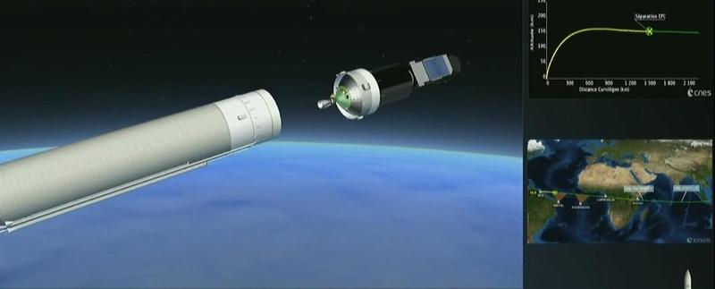 Lancement Ariane 5 ECA VA234 / Star One D1 + JCSat-15 - 21/12/16 [Succès] - Page 2 Scree121