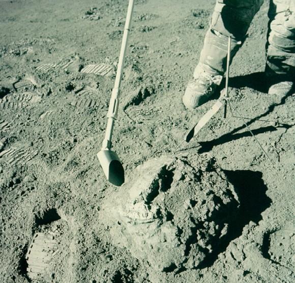 Mise en ligne de photos de missions Apollo Scree127