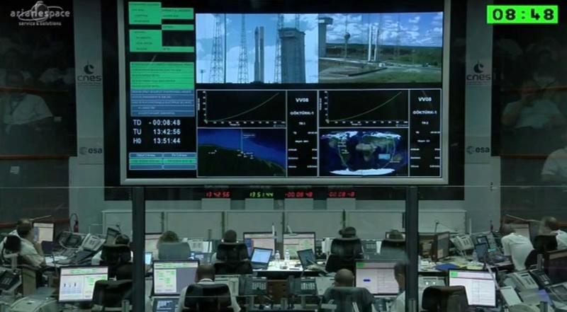 Vega VV08 (GökTürk-1A) - 5.12.2016 Screen61