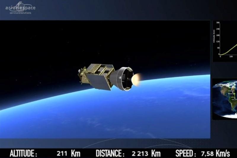 Vega VV08 (GökTürk-1A) - 5.12.2016 Screen65