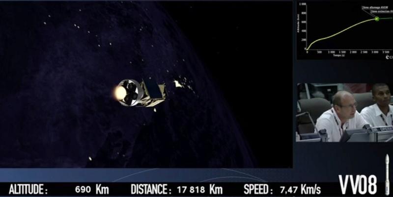 Vega VV08 (GökTürk-1A) - 5.12.2016 Screen66