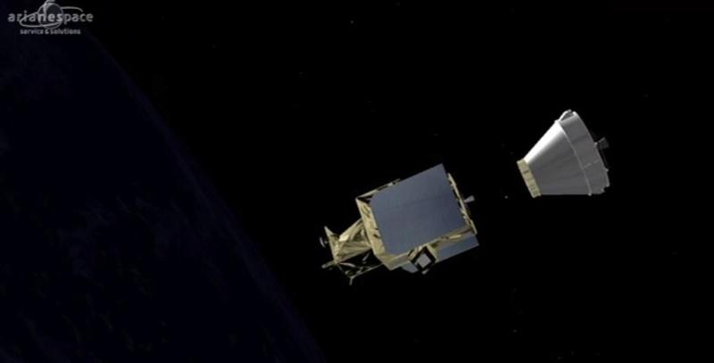 Vega VV08 (GökTürk-1A) - 5.12.2016 Screen68